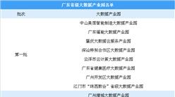 珠三角大数据产业最具创新活力 广东省级大数据产业园有哪些?(附名单)