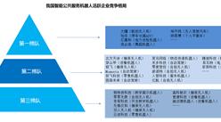 2019年中國公共服務機器人市場競爭格局及規模預測(圖)