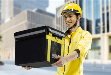 广州启动外卖餐盒回收计划   2019我国外卖市场规模及竞争格局分析(图)