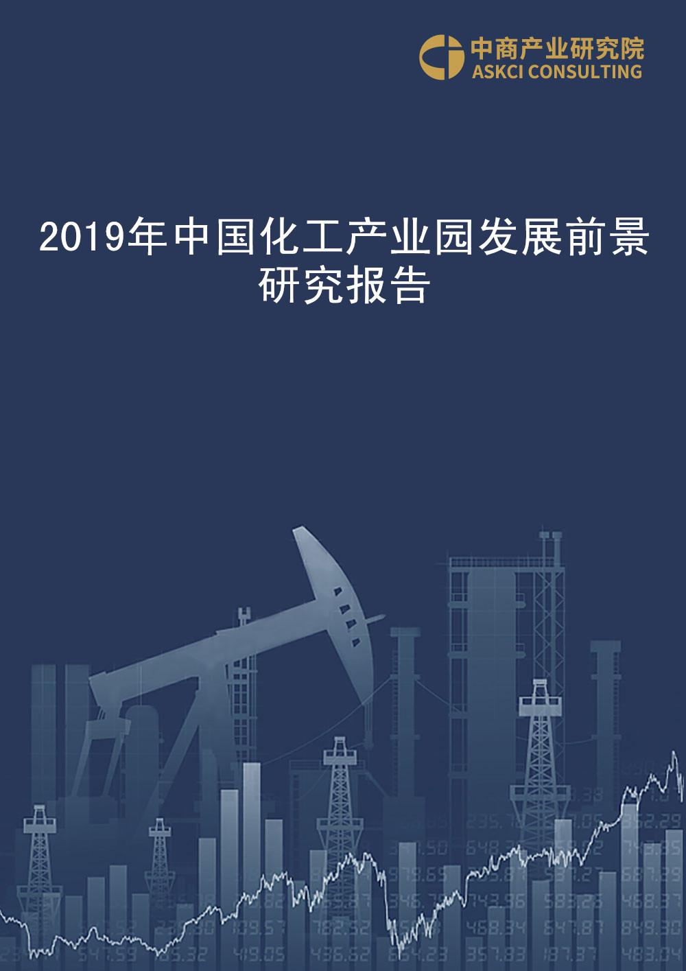 2019年中国化工产业园发展前景研究报告
