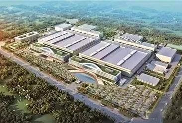 """福建泉州晋江""""芯""""小镇项目案例"""