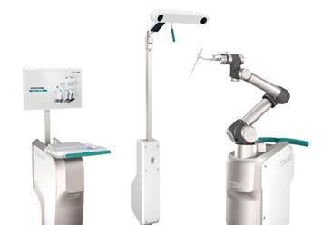 世界互联网大会中国电信推出医院物流机器人 我国医疗机器人市场格局分析(图)