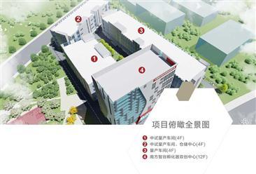 广东顺德高新区智能制造产业园项目案例