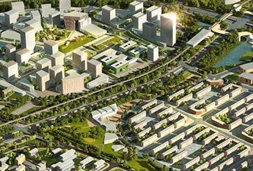 青岛中英创新产业园项目案例