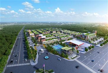 东莞市华科城?创新岛产业孵化园项目案例