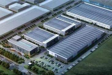 晋城市南村绿色智能铸造创新产业园项目案例