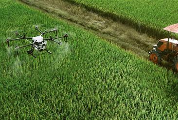 我國研制出無人駕駛聯合耕播作業機 中國智慧農業發展前景如何?(圖)