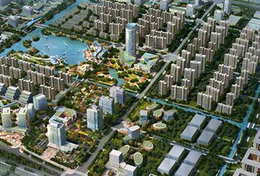 江苏海安软件科技园项目案例
