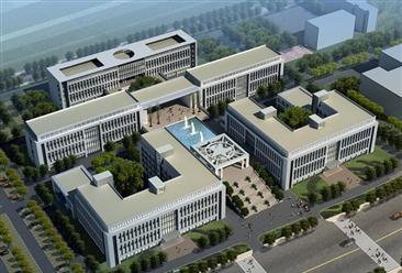 中國(綿陽)科技城軟件產業園項目案例