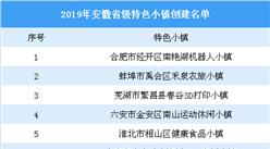 2019年安徽省特色小镇创建和试验名单:看看哪些小镇入选(图)