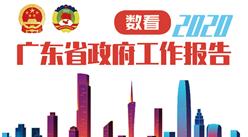 一图看懂广东省2020年政府工作报告