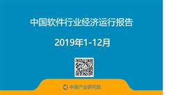 2019年中国软件行业经济运行报告(附全文)
