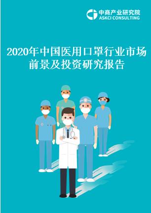 2020年中国医用口罩行业市场前景及投资研究报告