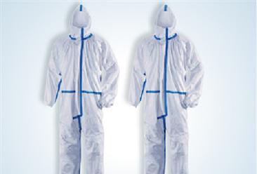 全国医用防护服日产量已超20万套  2020年医用防护服需求规模测算(图)