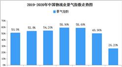 物流活動嚴重受阻 2月物流業景氣指數26.2%(附商貿物流開發區一覽)