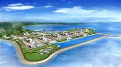 山东海阳市核电产业区项目案例
