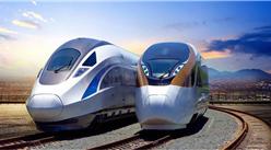 """""""新基建""""赋能轨道交通 城际高速铁路和城际轨道交通产业链全景图分析(图)"""