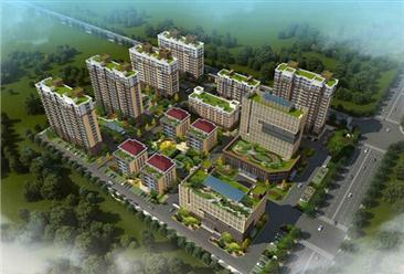 河北邢台市节能环保科技产业园项目案例