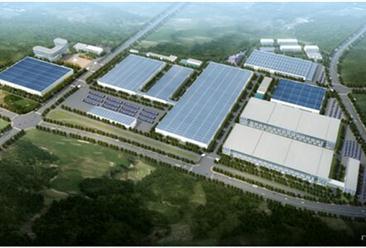 浙江氫谷新能源汽車產業園項目案例