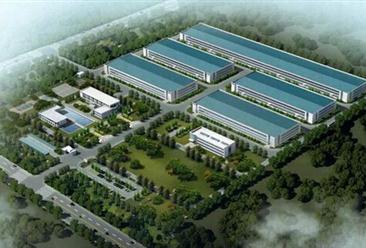 山东海阳锂电新能源产业园项目案例
