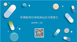 2020年1-2月中国医药行业经济运行月度报告(全文)