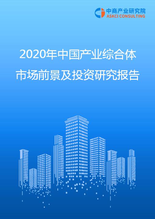 2020年中国产业综合体市场前景及投资研究报告