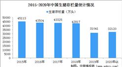 2020年一季度農業農村經濟運行總體平穩:生豬生產持續恢復(圖)