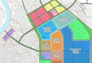 广西梧州藤县新材料产业园投资80亿  临粤港澳大湾区的专业化工园区招商