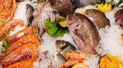 2020年1-4月中国水海产品出口量为109万只 同比下降18.6%