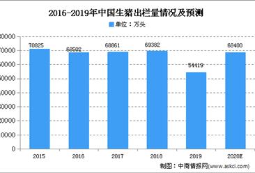 2020年中国生猪养殖市场供需及发展障碍分析