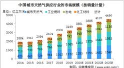 2020年中国城市天然气供应行业市场规模及驱动因素分析(图)