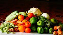 2020年1-5月中国蔬菜出口量同比增长6.3%