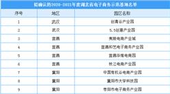 2020-2021年度湖北省電子商務示范基地公示名單出爐(附完整名單)