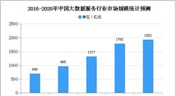 2020年中国数据服务行业市场现状及发展趋势预测分析