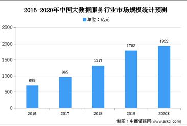 2020年中国数据服务行业存在问题及发展前景分析