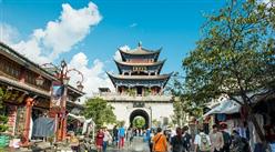 旅游行业迎利好!跨省团队游恢复旅游平台搜索量激增  国内旅游市场重启