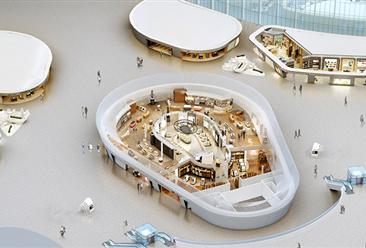 中免明年设立全国第六家市内免税店  我国中部地区迎来首个市内免税店(图)