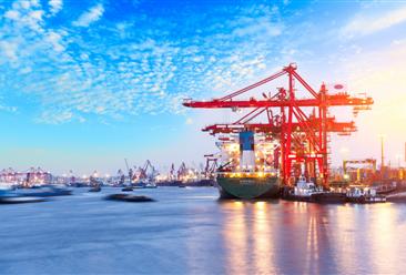 2020年中国智慧港口产业链全景图谱及上中下游全解读(附图表)