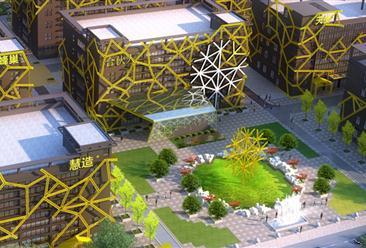 武汉创立方产业园项目案例