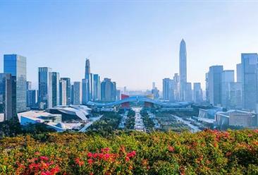 深圳特区40周年之金融业发展回顾:跻身内地三大金融中心(图)