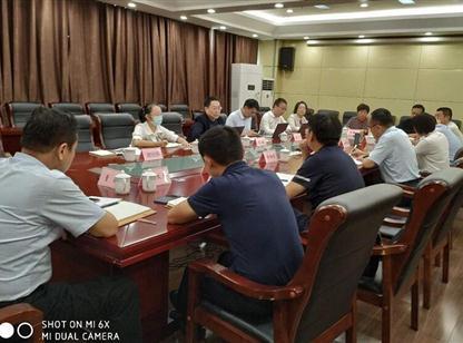 中商产业研究院赴山东菏泽经区开找子 奈350vip编制调研