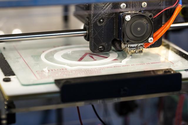 广州某公司3D打印建设项目可行性研究报告