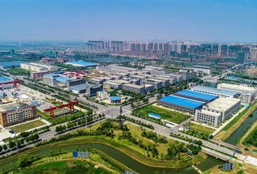 阜阳合肥现代产业园区项目案例