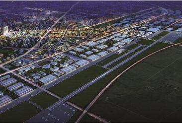 河北石家庄装备制造产业园项目案例