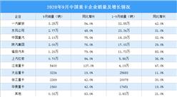 """2020年1-9月重卡市场分析:""""金九""""再创记录 9月销量13.6万辆(附图表)"""