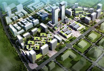 江苏省南京市江北新区服务外包产业园项目案例