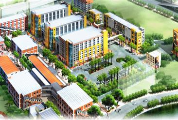广州市凤凰创意产业园项目案例