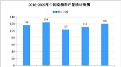 2020年中国颜料市场现状及发展趋势预测分析