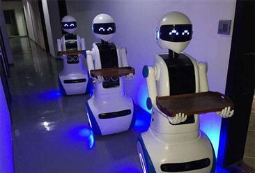 2020服务机器人市场规模及行业前景预测分析