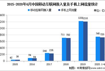 2020年中国电信运营商流量市场现状及市场前景预测分析